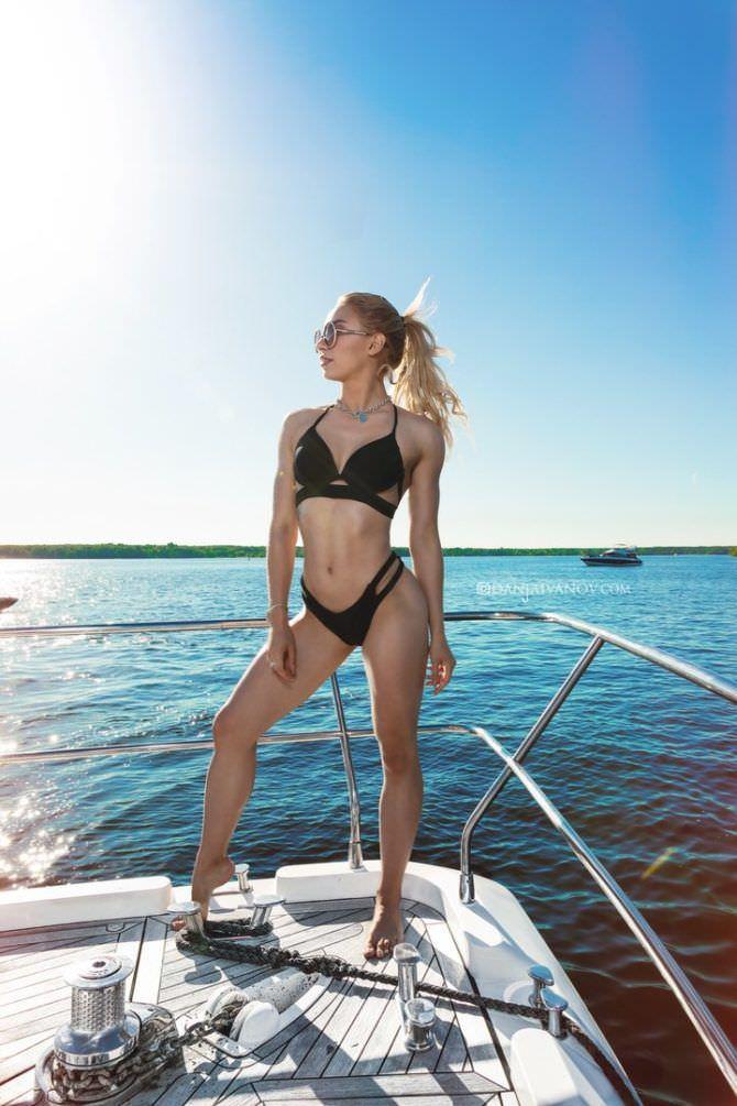 Мария Соколова фото на яхте