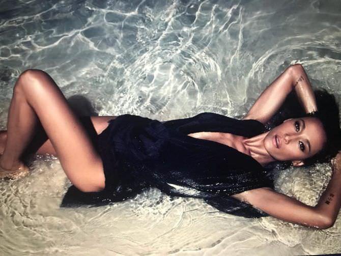 Мэгги Кью фотосессия в инстаграм