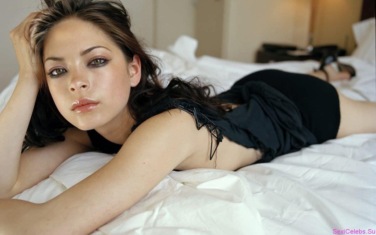 Кристин Кройк фото в постели