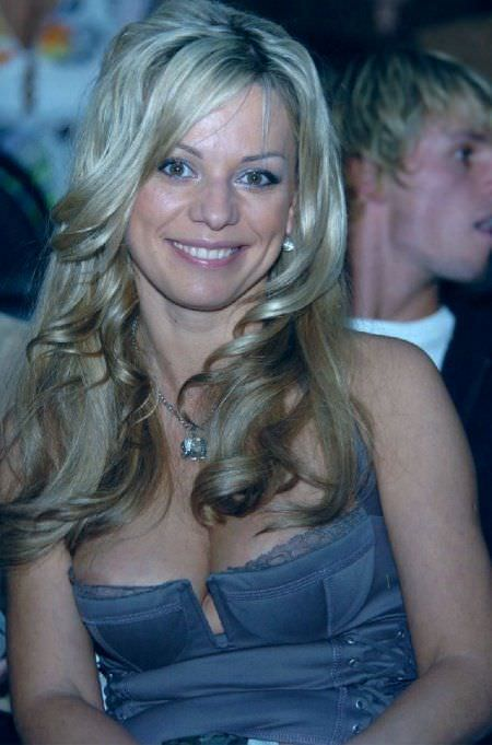 Ирина Салтыкова фото с распущенными волосами