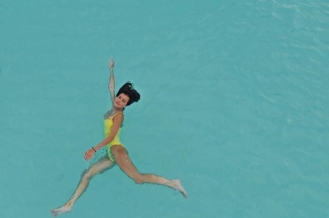 Елена Темникова фото со съемок клипа
