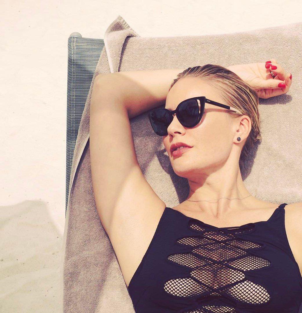 Елена Летучая фото в купальнике