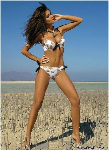 Наталья Сивец фото на пляже