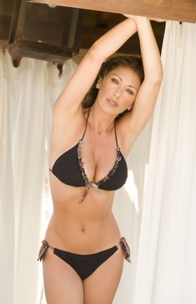 Сабрина Солерно фото в бикини