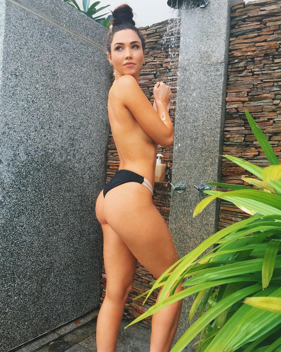 Джессика Грин фото в бикини