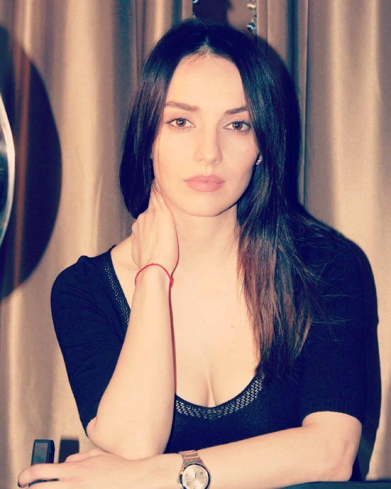 Юлия Зимина фото из Инстаграма