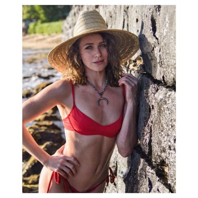 Шантель Вансантен фото в купальнике в инстаграм