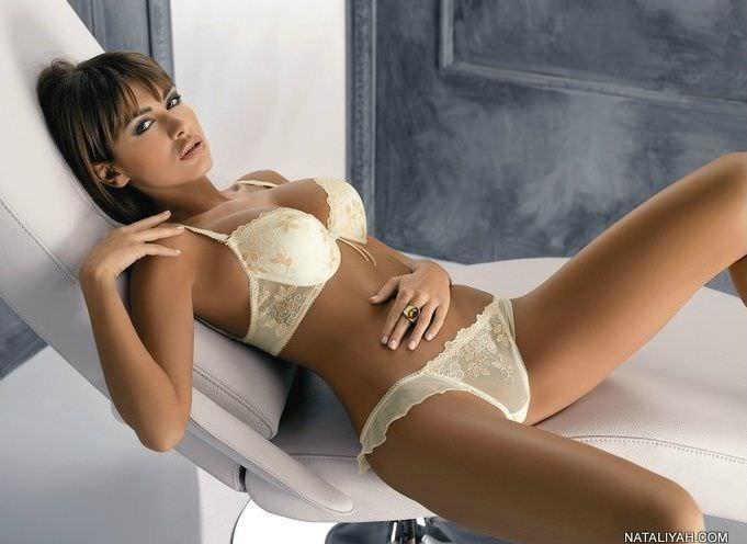 Наталья Сивец фото на кресле