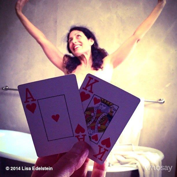 Лиза Эдельштейн фото в инстаграм