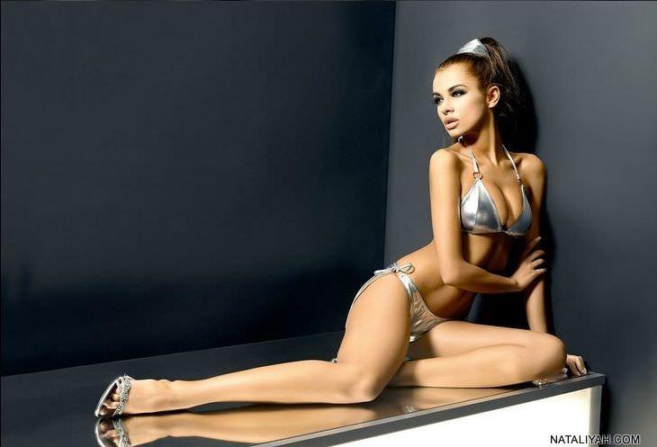 Наталья Сивец фото в купальнике