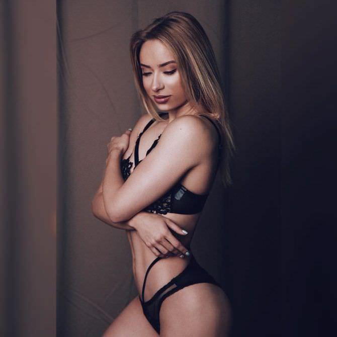 Мария Соколова фото фигуры