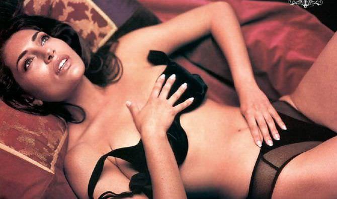 Катерина Мурино фото в чёрном нижнем белье