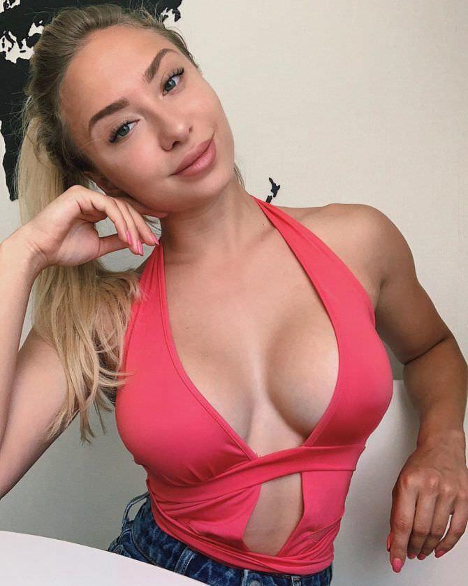 Мария Соколова фото груди