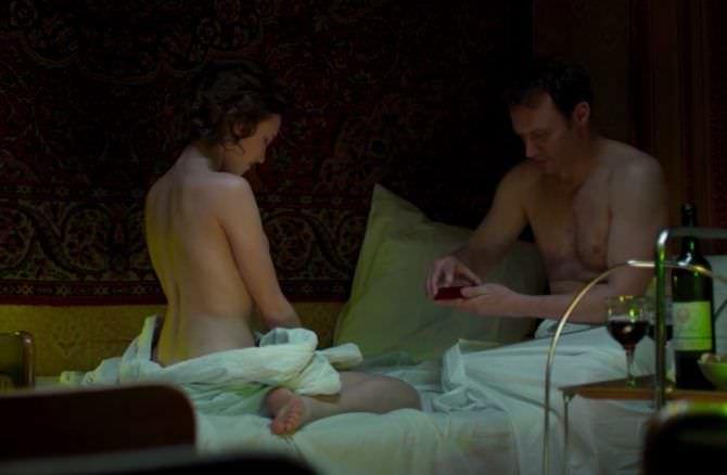 Стася Милославская откровенный кадр из фильма