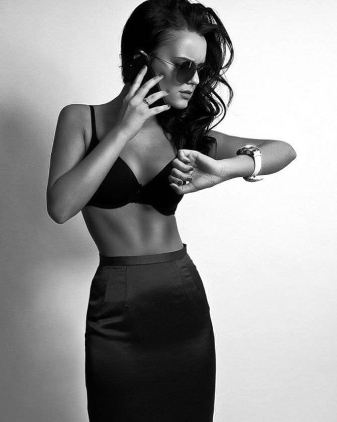 Татьяна Мингалимова фото в нижнем белье в инстаграм