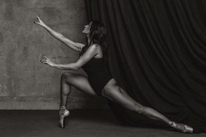 Надежда Грановская фото в балетном боди