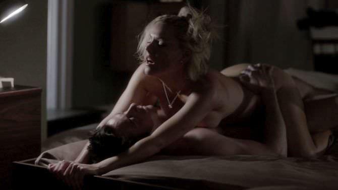 Кэтлин Робертсон фото в постели