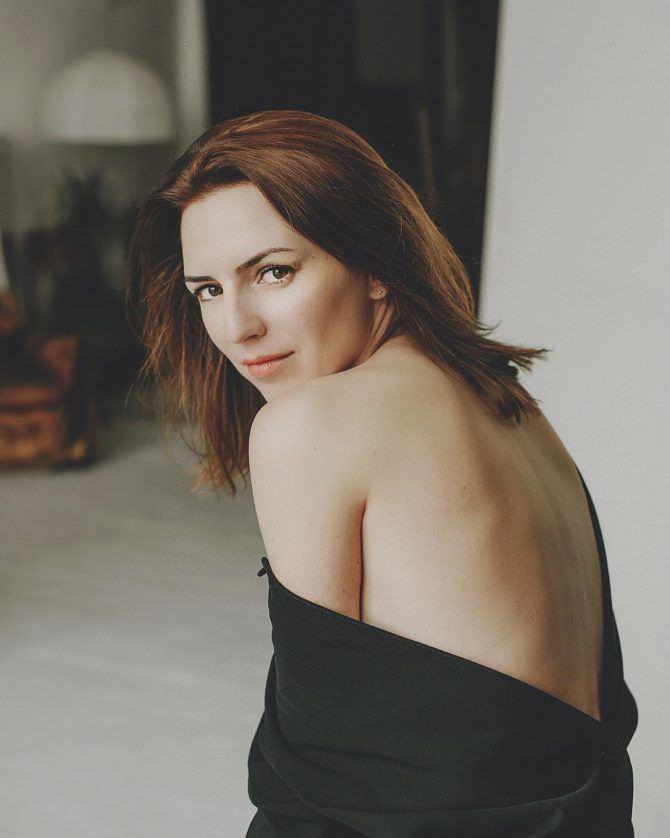 Екатерина Молоховская фотосессия в инстаграм