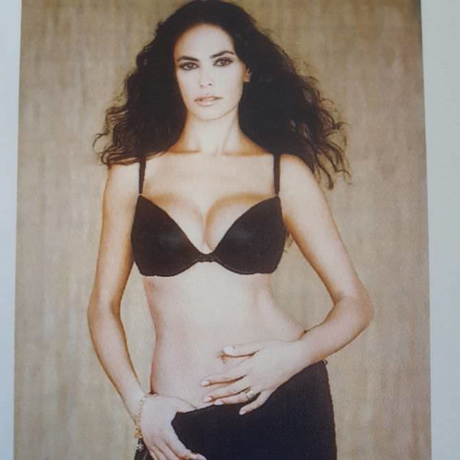 Мария Грация Кучинотта фото из журнала