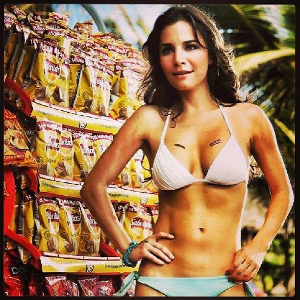Марта Игареда фото в бикини