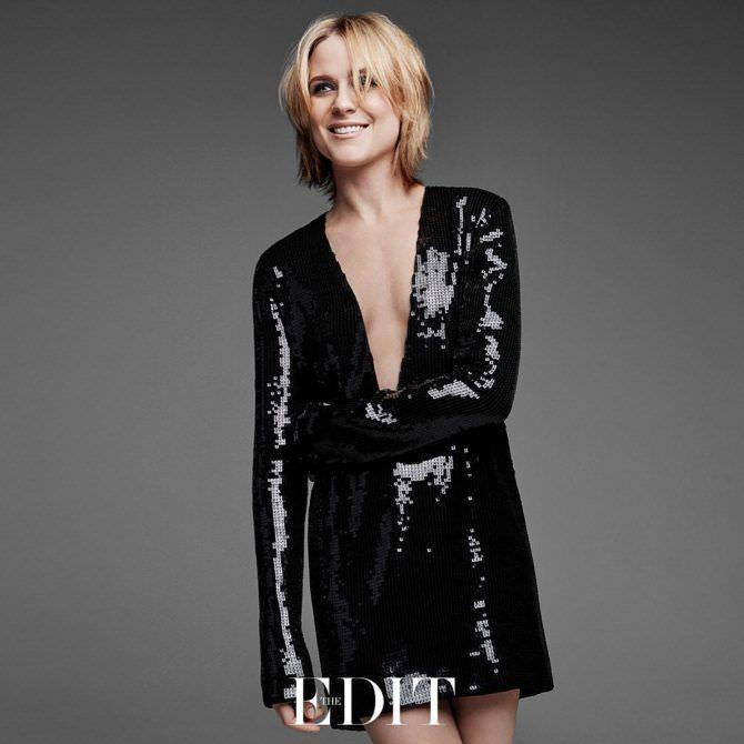 Эван Рэйчел Вуд фотография в блестящем платье