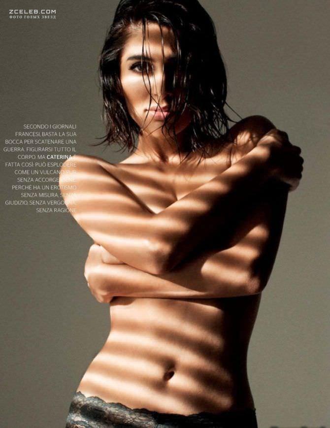 Катерина Мурино фотография в журнале 2008