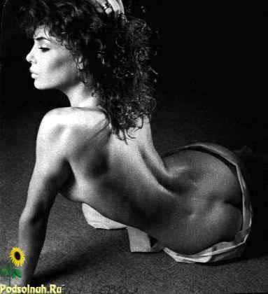 Келли Леброк фото без одежды