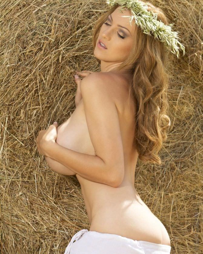 Джордан Карвер фотография с сеном