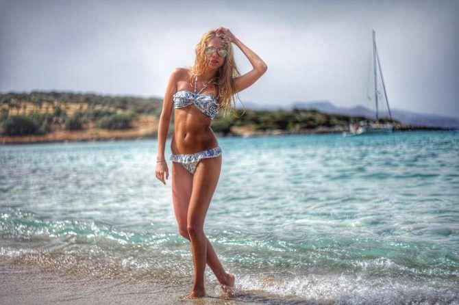 Ольга Веникова фотография из инстаграма