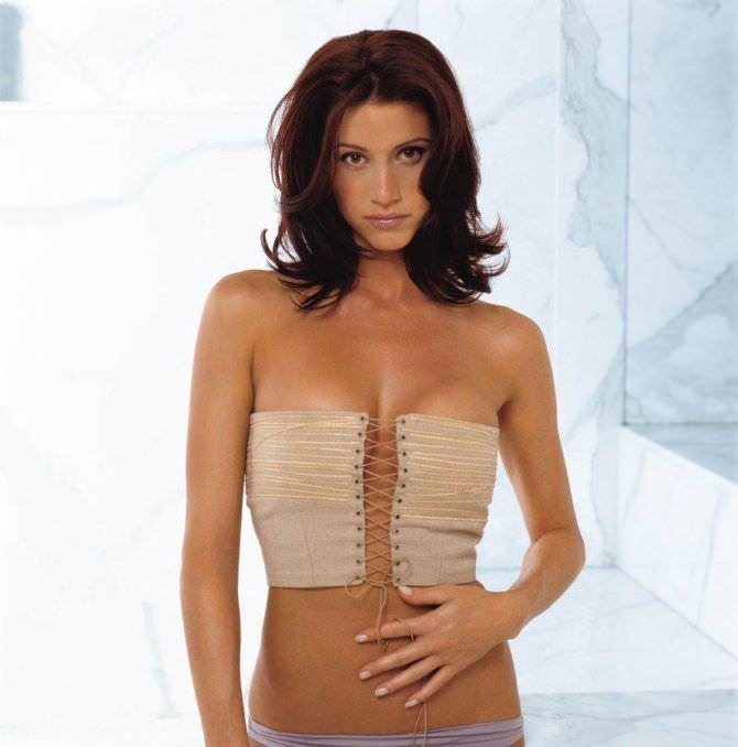 Шеннон Элизабет фотосессия 2000 для журнала