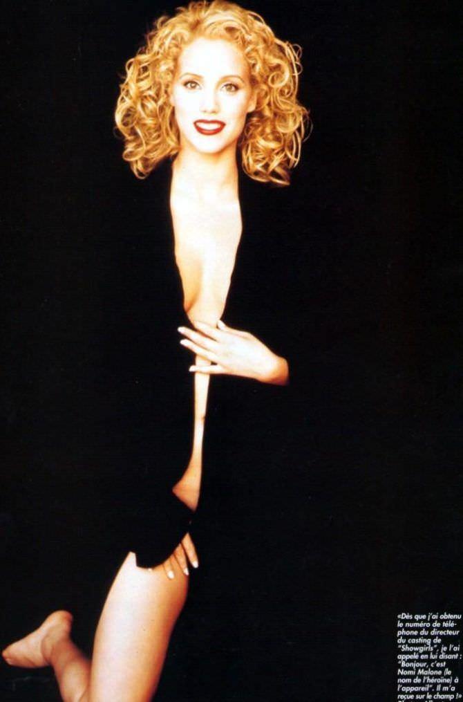 Элизабет Беркли фотография в чёрной кофте