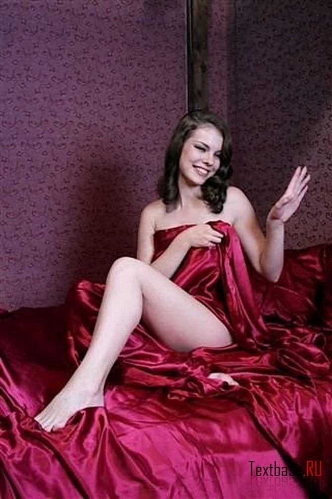 Анна Старшенбаум фотография с тёмными волосами