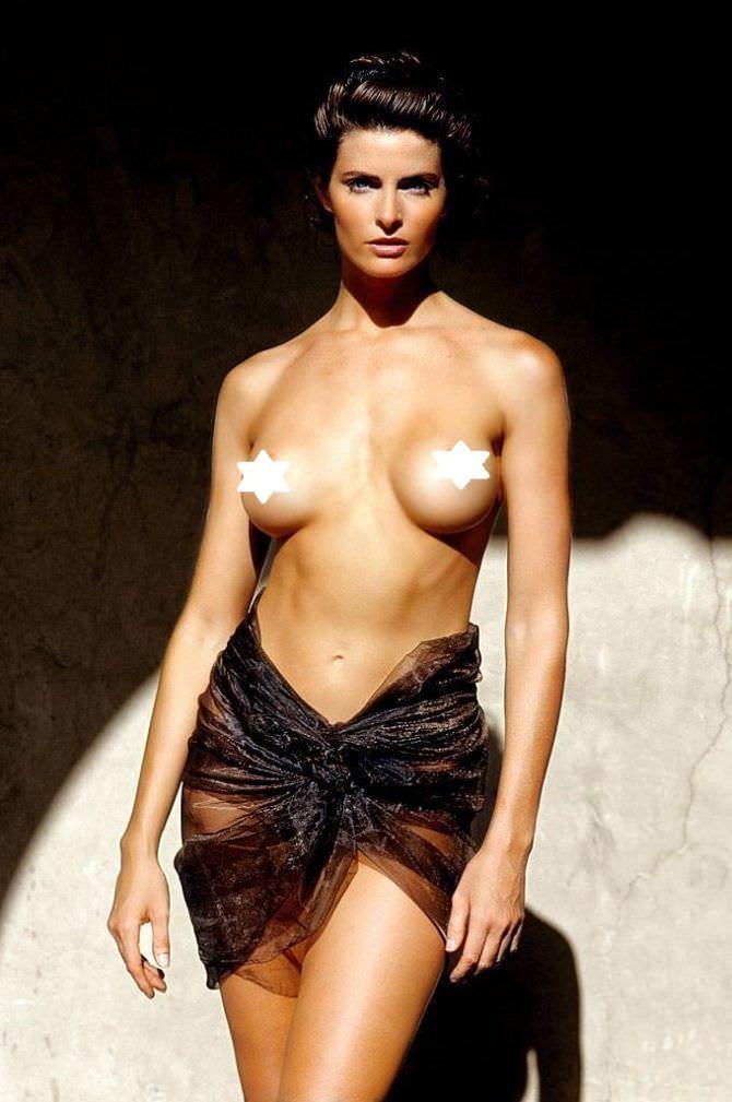 Джоан Северанс фото в набедренной повязке