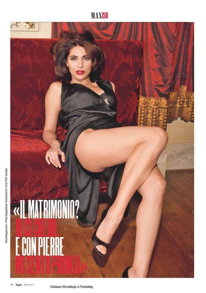 Катерина Мурино фото в платье для журнала