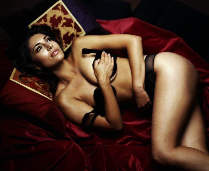 Катерина Мурино фотосессия в нижнем белье