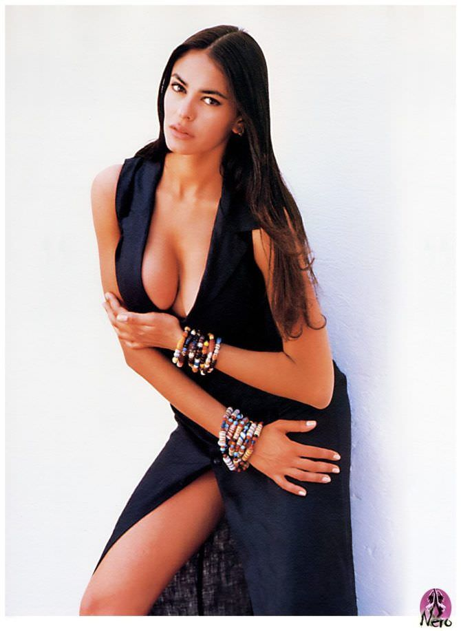 Мария Грация Кучинотта красивое платье в фото