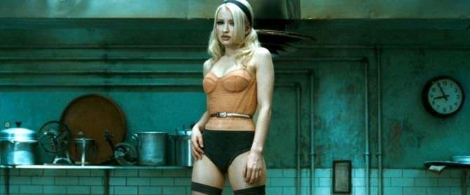 Эмили Браунинг кадр из фильма запрещённый приём