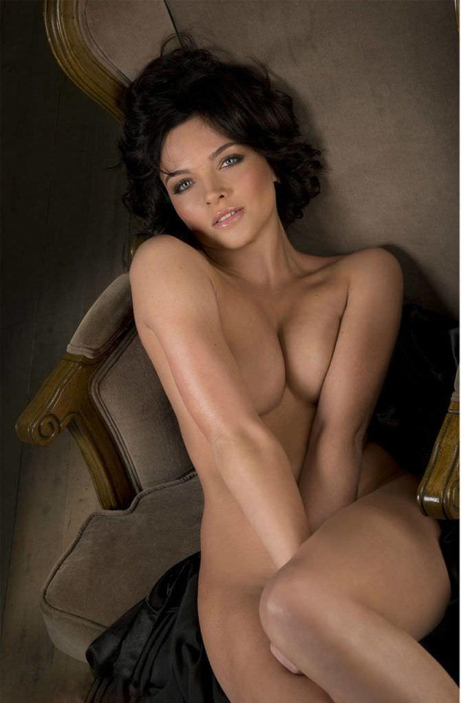 Наталья Земцова фото без одежды в журнале