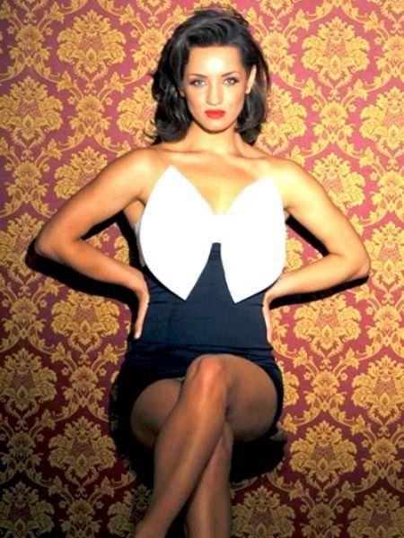 Татьяна Денисова фото в платье
