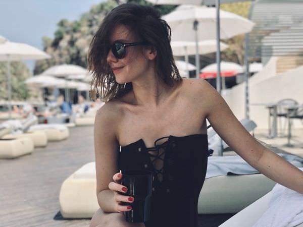 Ирина Старшенбаум фото на отдыхе