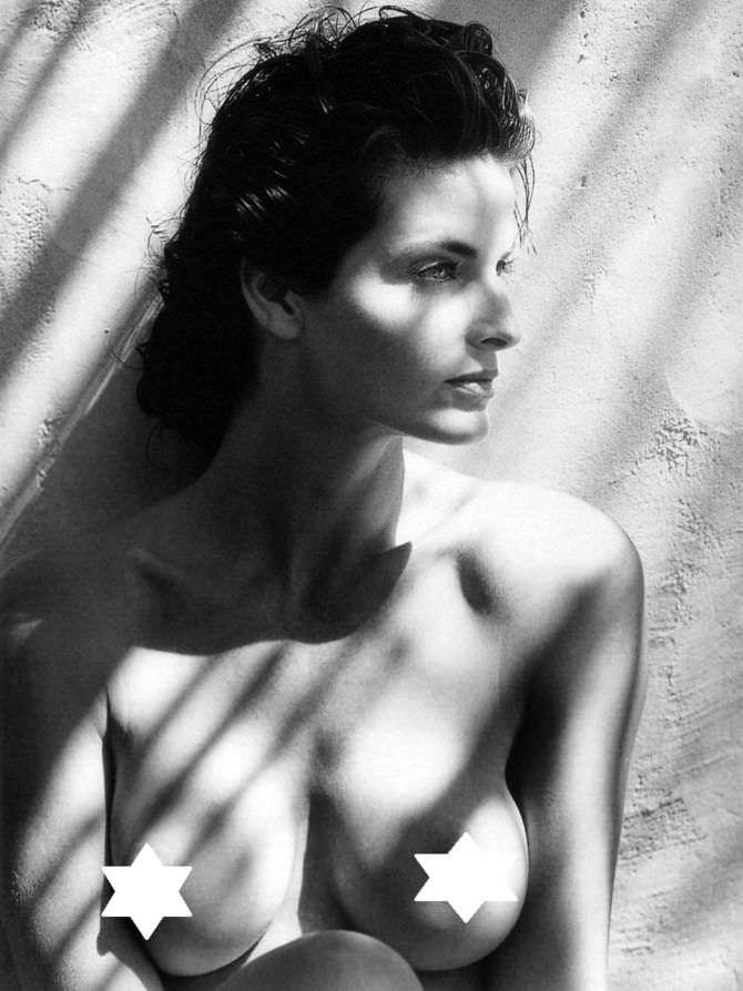 Джоан Северанс фотография с тенями