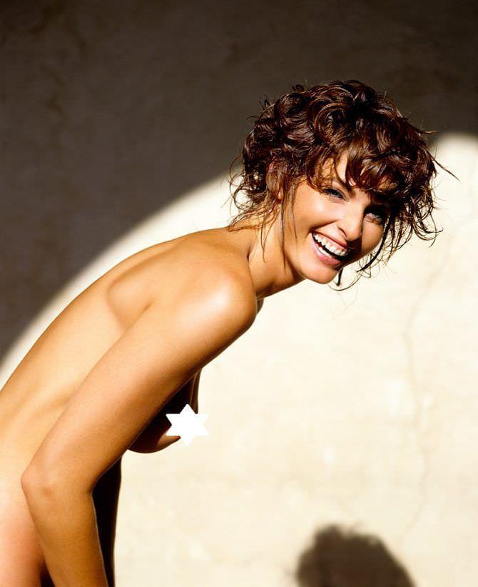 Джоан Северанс откровенная фотосессия без одежды