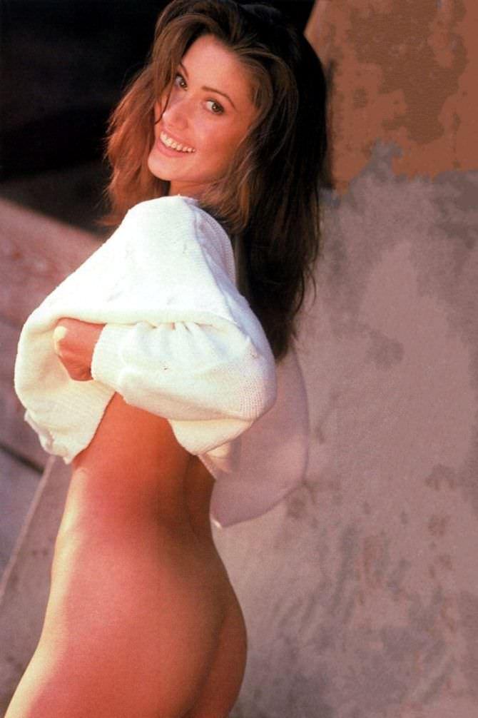 Шеннон Элизабет откровенное фото из журнала