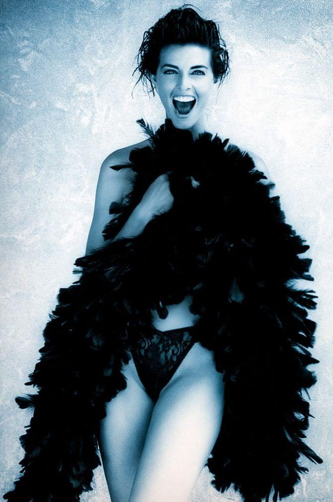 Джоан Северанс фото в боа