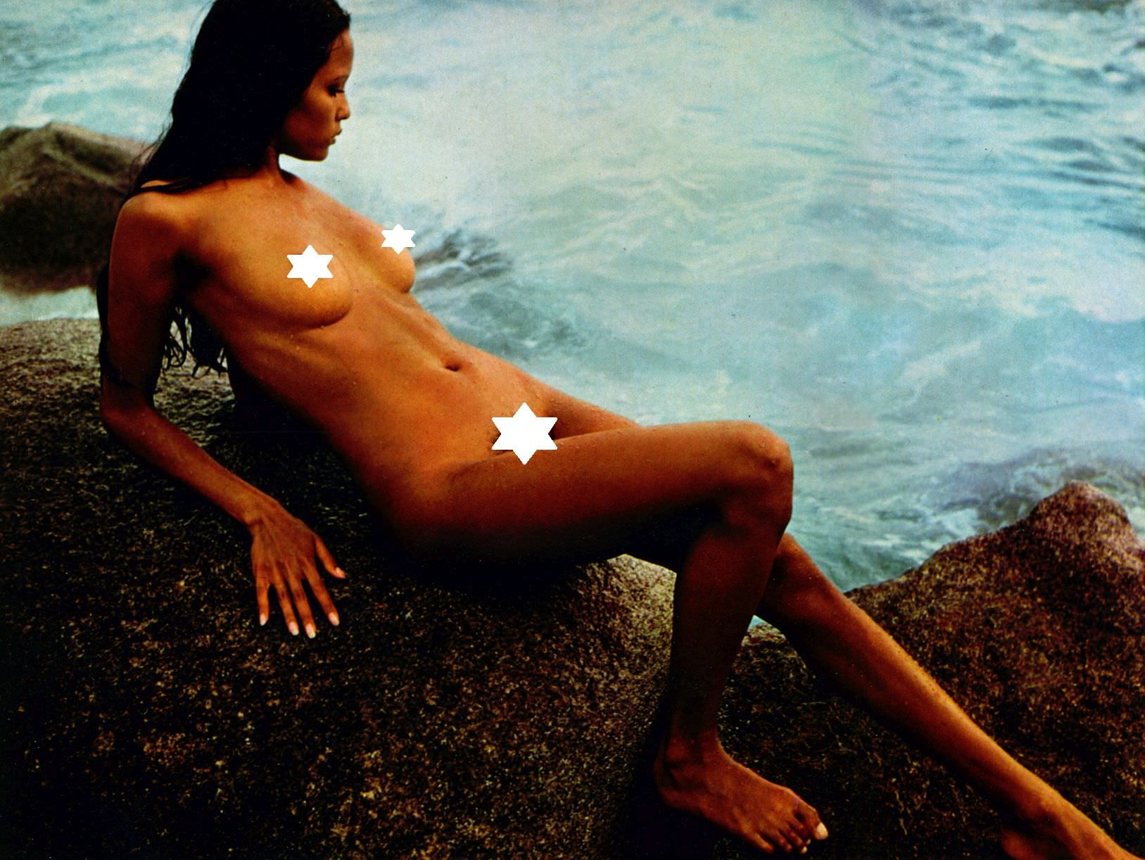 Laura Gemser Nude Lesbi Scene Black Emanuelle