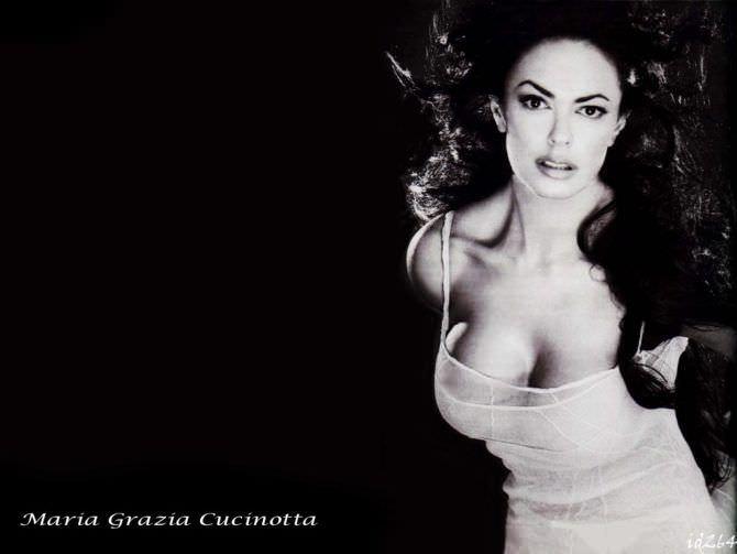 Мария Грация Кучинотта фотография в платье