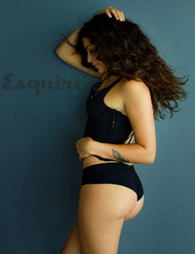 Натали Мартинес фотосессия для журнала эскваер