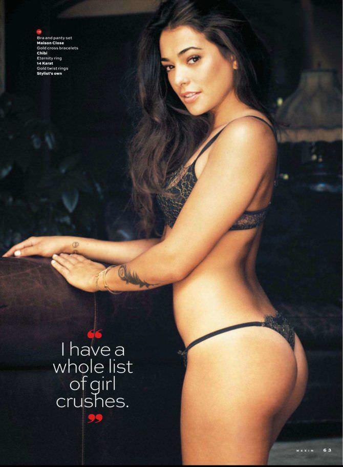 Натали Мартинес фото со страниц журнала 2014