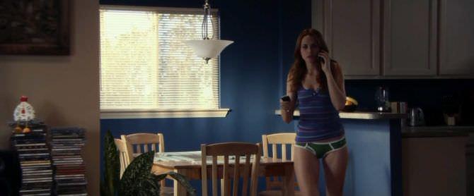 Шантель Вансантен фото из фильма в белье