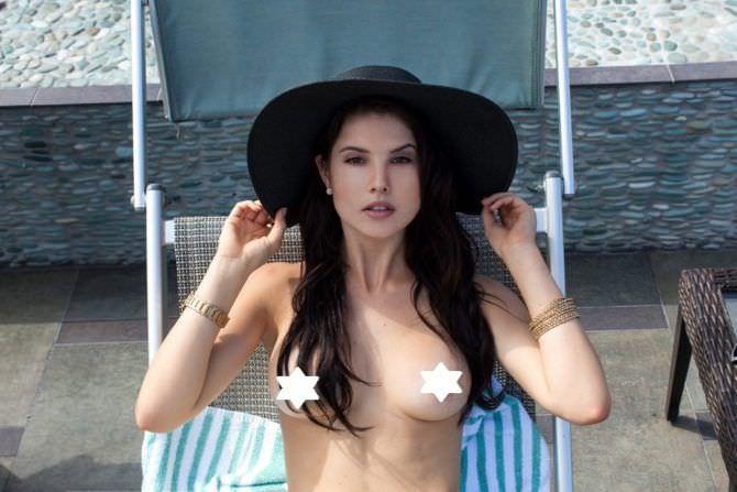 Аманда Черни последнее фото из журнала плейбой